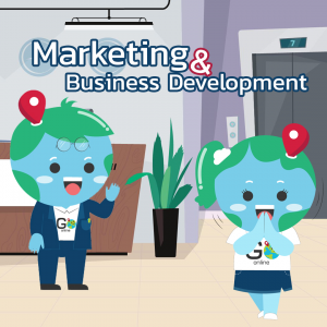 Go Online - Marketing & Business Development Team